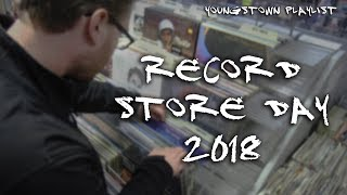 Youngstown Playlist - The Record Connection (Record Store Day 2018)