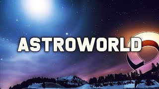 """Astroworld"" Chill Dreamy Trap Beat 