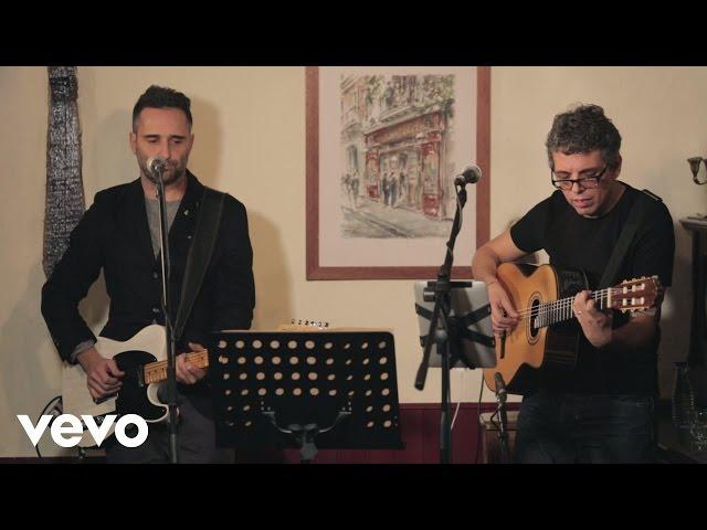 Vídeo de un concierto en el café Libertad 8.