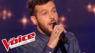 The Voice 2016 │ Claudio Capeo - Chez Laurette (Michel Delpech) │ Blind Audition