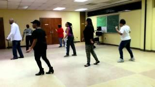 Tucker line dance
