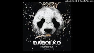 Daboi Ko - Panda ( Freestyle)