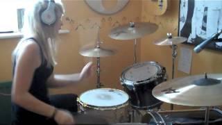 Angel Haze - No Bueno Drum Cover Tor Charlesworth