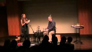Jean Rohe & Rogerio Boccato - Percussion and Voice DUO - Gago Grego (Xangai)