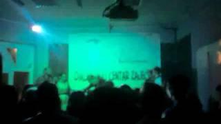 AmanZaman live at omladinski centar Zajecar 1