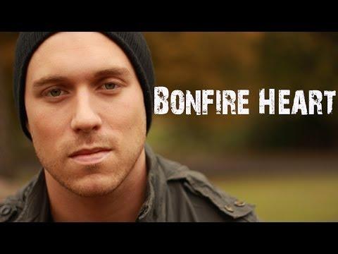 Bonfire Heart James Blunt Music Video Runaground Cover Chords