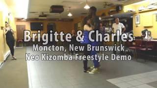 Kizomba Demo | Bridgitte & Charles | Moncton, NB