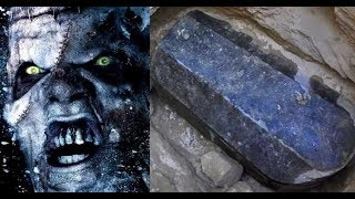 Archaeologists Prepare To Open Giant Black Sarcophagus Despite Warnings