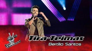 Bertílio Santos – Love On The Brain   Tira-Teimas   The Voice Portugal