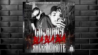 """Lil Ricky SSRecords (Bla Bla Bla) Saler Lokote """"Audio Official"""""""