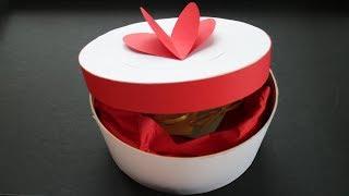 DIY: 'Datebox' für Überraschung z.B. an Valentinstag, Geburtstag, Weihnachten & Hochzeit [W+]