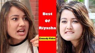 Best Comedy of Riyasha Dahal | Clips of Colleges Nepal | Nepali Comedy Video | Filmy Guff