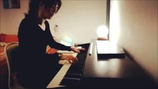 SOPRANO - ROULE - PIANO COVER