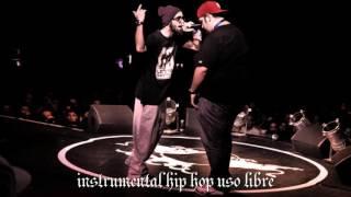 """Disparando Rimas"" - Underground Beat Hip Hop Freestyle [Uso Libre]"