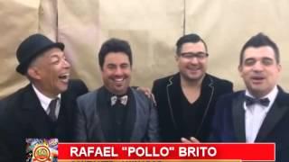 Felicitaciones Del Pollo Brito para La Orquesta Los Blanco Por Sus 50 Años