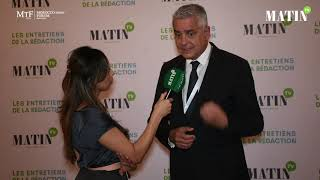 MTF 2019 : Entretien avec Said Mouline, Directeur Général de l'Agence Marocaine de l'Efficacité Energétique