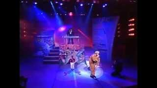 Eric B & Rakim - Let the Rhythm Hit 'Em (Live)