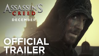 Assassin's Creed | Official Trailer [HD] | 20th Century FOX