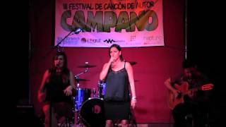 Festival Campano 2014: Rozalén - eye in the sky (The Alan Parsons Project)