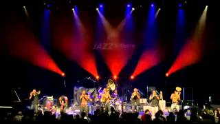 Hypnotic Brass Ensemble - War (Live) (2012)