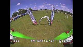 Knight*Flyer vs Slager - Orlando Rotor Racers August point race - TieBreaker for 2nd