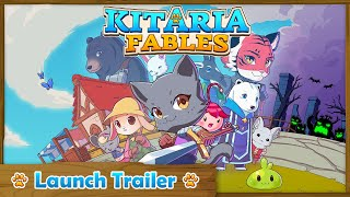 REVIEW: Kitaria Fables
