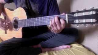 Colores Martires del compás (guitarra)