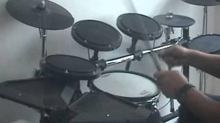 Caifanes El negro cosmico cover bateria HD