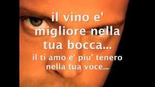 luis miguel amarte es un placer mujer con sott. in italiano video by Giovy