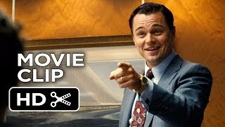 The Wolf of Wall Street Movie CLIP - The Sides (2013) - Leonardo DiCaprio Movie HD
