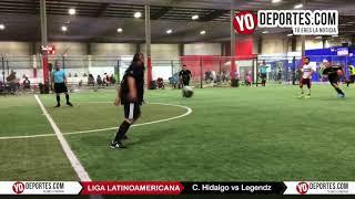 Ciudad Hidalgo vs. Legendz Liga Latinoamericana Jueves