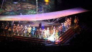 Cirque du Soleil [Alegría] em Portugal 2011/2012
