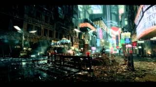 Sci Fi city sound effect 2 - Lower city 2