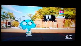 Sonic the hedgehog reference on the amazing world of gumball
