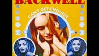 LAETITIA BACKWELL - Can't Get Enough -  Barry White -