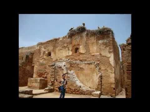 Situs De Chellah – Rabat Morocco.mp4