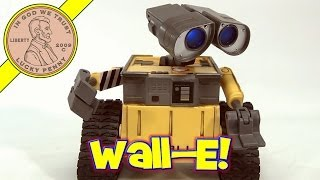 Disney-Pixar Wall-E Movie Interactive Toy with Original Voice and SFX