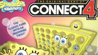SpongeBob SquarePants Connect 4 from Hasbro