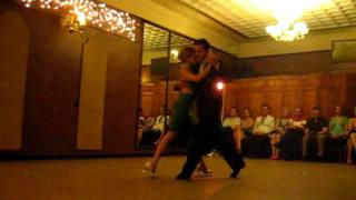 Bryant and Faye Lopez @ Dance Tango NYC 2010