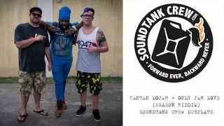 Fantan Mojah - Only Jah Love - Soundtank Crew Dubplate