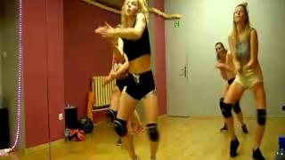Jason Derulo - Swalla feat. Nicki Minaj choreography twerk Kamila Olejnik