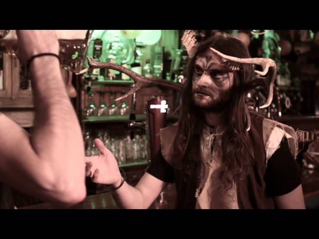 CELTIBEERIAN - The Booze Song (OFFICIAL VIDEO)