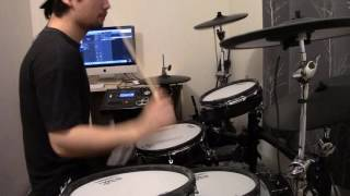 Monster ( DotEXE Remix) Drum cover