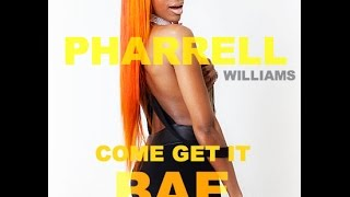 Pharrell Williams - Come Get It Bae Feat.Miley Cyrus - (Leila Capri Cover)