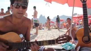 tribo de oxalá (beach version)