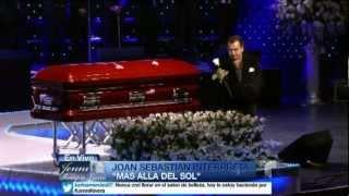 Mas Alla del Sol - Joan Sebastian @ Jenni Rivera's Homenaje/Funeral -HD- 2012