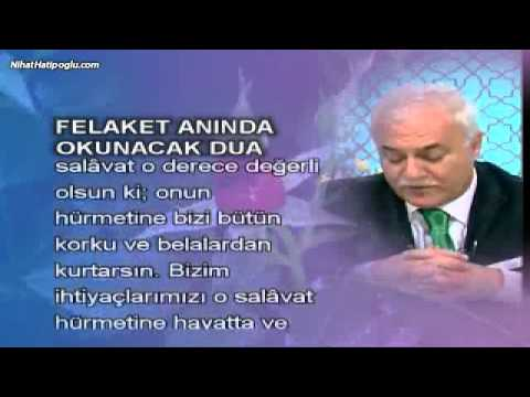 Felaket Duası - NihatHatipoglu.com