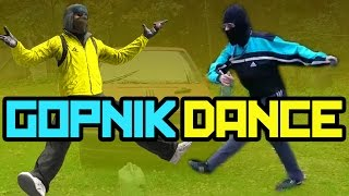 NATIVE GOPNIK DANCE - Cheeki breeki style