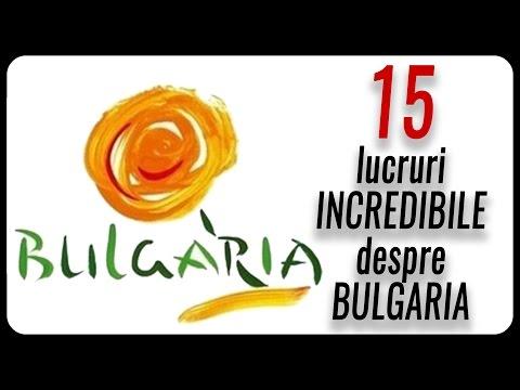 Lucruri INCREDIBILE despre BULGARIA