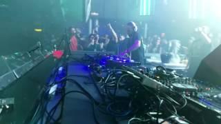 Cristian Varela at Space Ibiza closing fiesta 2016
